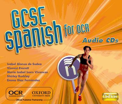 GCSE Spanish for OCR Audio CDs by