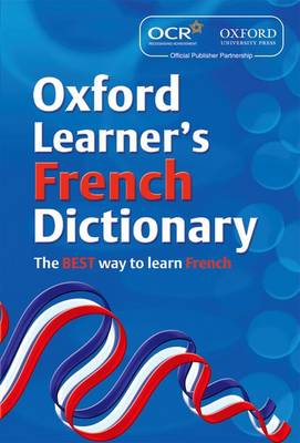 OCR Oxford Learner's French Dictionary by Oxford Dictionaries
