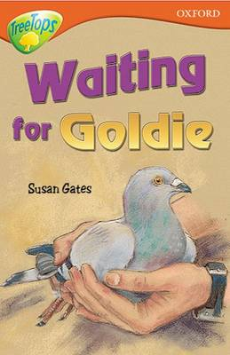 Oxford Reading Tree: Level 13: Treetops Stories: Waiting for Goldie by Susan Gates, Paul Shipton, Alan MacDonald, Tessa Krailing