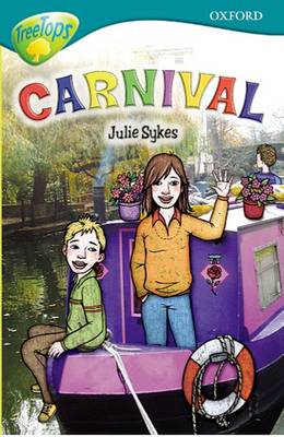 Oxford Reading Tree: Level 16: Treetops Stories: Carnival by Susan Gates, Douglas Hill, Julie Sykes, David Clayton