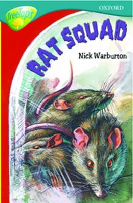 Oxford Reading Tree: Level 16: Treetops More Stories A: Rat Aquad by Anna Perera, Jon Blake, Paul Stewart, Chris Powling