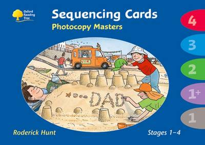 Oxford Reading Tree: Levels 1- 4: Sequencing Cards Photocopy Masters by Roderick Hunt, Carol Meehan