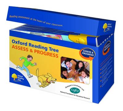 Oxford Reading Tree: Assess and Progress Boxed Pack by Various