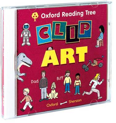 Oxford Reading Tree: Stages 1-9: Clip Art CD-ROM by Alex Brychta