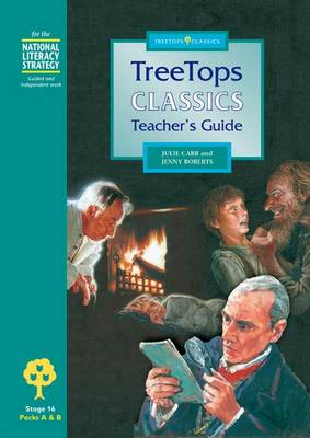 Oxford Reading Tree: Level 16: Treetops Classics: Teacher's Guide (for Packs a and B) by Julie Carr, Jenny Roberts