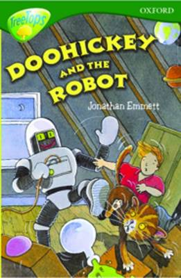 Oxford Reading Tree: Level 12:Treetops More Stories B: Doohickey and the Robot by Carolyn Bear, Pippa Goodhart, Stephen Elboz, Jonathan Emmett