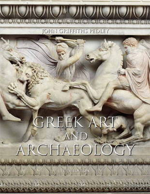 Greek Art and Archaeololgy Plus MySearchLab -- Access Card Package by John Griffiths Pedley