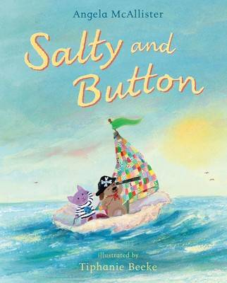 Salty and Button by Angela McAllister