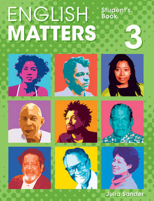 English Matters (Caribbean) Level 3 Student's Book by Julia Sander