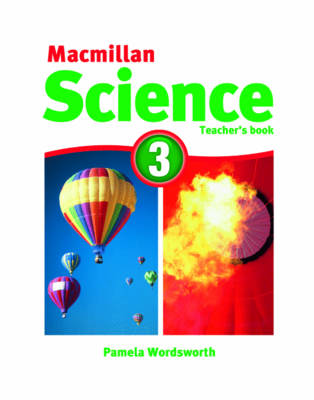 Macmillan Science 3 Teacher's Book by David Glover, Penny Glover