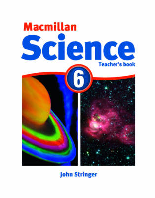Macmillan Science 6 Teacher's Book by David Glover, Penny Glover
