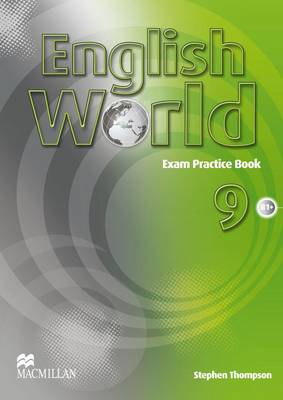 English World Exam Practice Book Level 9 by Stephen Thompson