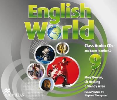 English World Audio CD Level 9 by Mary Bowen, Liz Hocking, Wendy Wren
