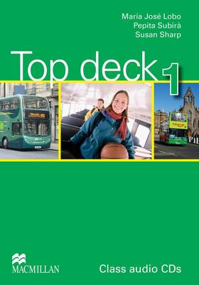 Top Deck Class Audio CD Level 1 by Maria Jose Lobo, Pepita Subira