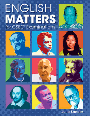 English Matters for CSEC Examinations Student's Book and Audio-CD Pack by Julia Sander