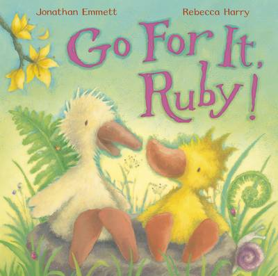 Go for it, Ruby! by Jonathan Emmett