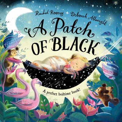 A Patch of Black by Rachel Rooney