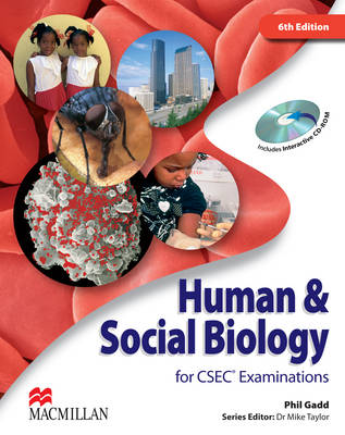 Human & Social Biology for CSEC Examinations Pack by Philip Gadd