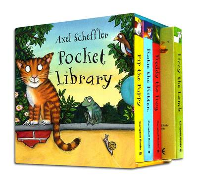 Axel Scheffler Pocket Library by Axel Scheffler