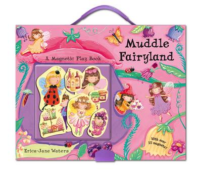 Muddle Fairyland by Erica-Jane Waters