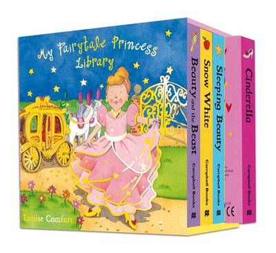My Fairytale Princess Library by Louise Comfort