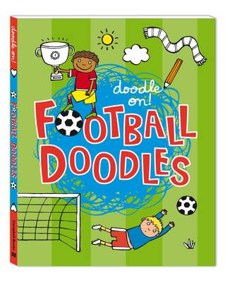 Doodle On!: Football Doodles by Paul Cookson