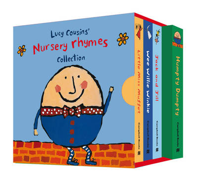 Lucy Cousins' Nursery Rhymes Collection by Lucy Cousins