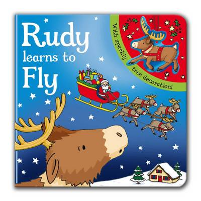 Rudy Learns to Fly by Rebecca Finn