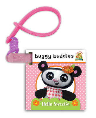 Driver Dan Buggy Buddy: Sweetie by Rebecca Elgar