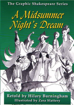A Midsummer Night's Dream (Pack of 5) by William Shakespeare