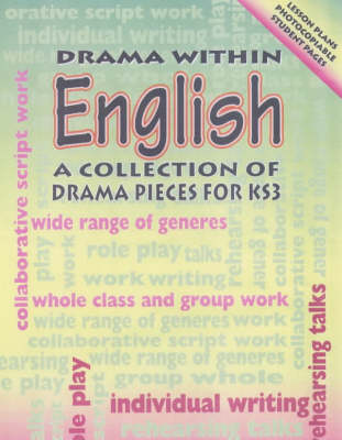 Drama within English by Keith West
