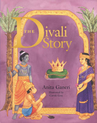 The Divali Big Book by Anita Ganeri