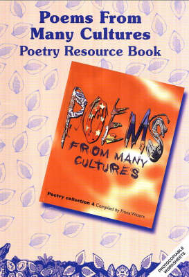 Poems from Many Cultures Teacher's Book by David Orme