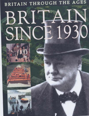 Britain since 1930 by Stewart Ross