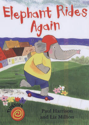 Elephant Rides Again by Paul Harrison