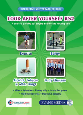 Look After Yourself KS2 CD-ROM & Single User Licence by Laura Durman