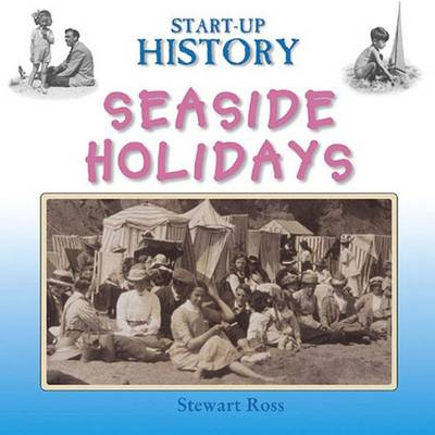 Seaside Holidays Big Book by Ross Stewart