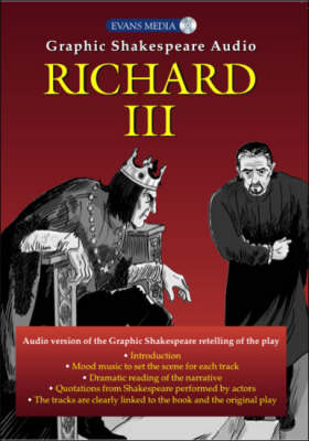 Richard III by Hilary Burningham