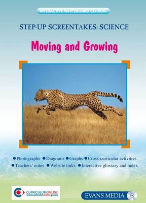 Moving and Growing by Louise Spilsbury, Richard Spilsbury
