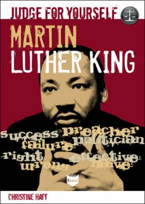 Martin Luther King by Christine Hatt