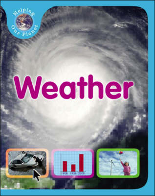 Weather by Sally Morgan, Carol Ballard, David L. Dreier, Alfred J. Smuskiewicz