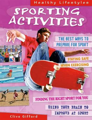 Sporting Activities by Clive Gifford