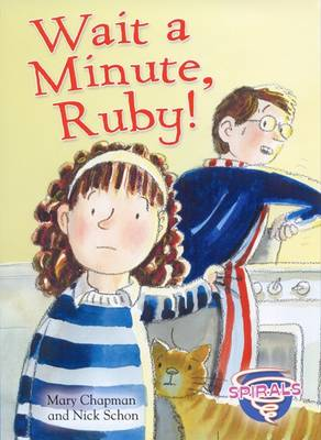 Wait a Minute, Ruby! by Mary Chapman