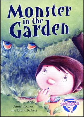 Monster in the Garden by Anne Rooney
