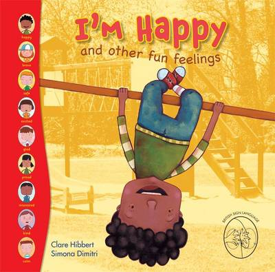 I'm Happy! and Other Fun Feelings by Clare Hibbert