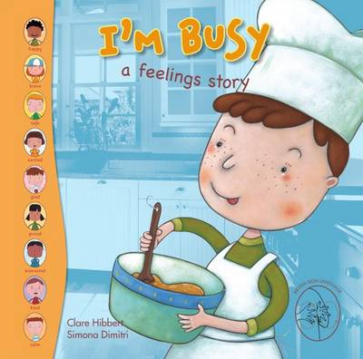 I'm Busy by Clare Hibbert