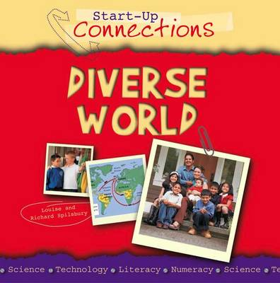 Diverse World by Louise Spilsbury, Richard Spilsbury