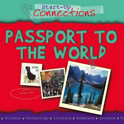 Passport to the World by Anna Lee