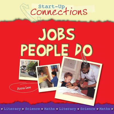 Jobs People Do Geography by Anna Lee