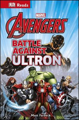 Marvel the Avengers Battle Against Ultron by DK